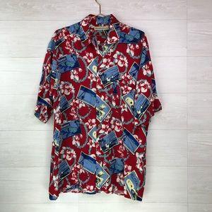 Munsingwear Men's Shirt Size Large